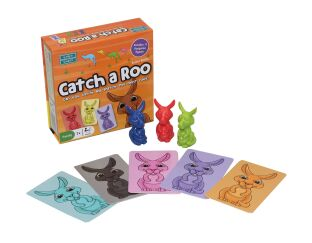 Green Board Games Catch a roo