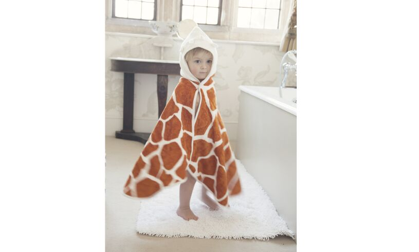 cuddledry hooded bath robe