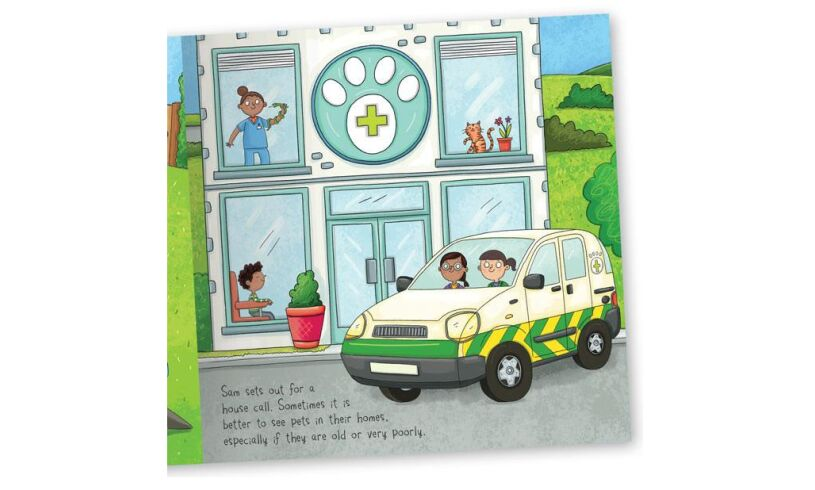 Animal Hospital Play book