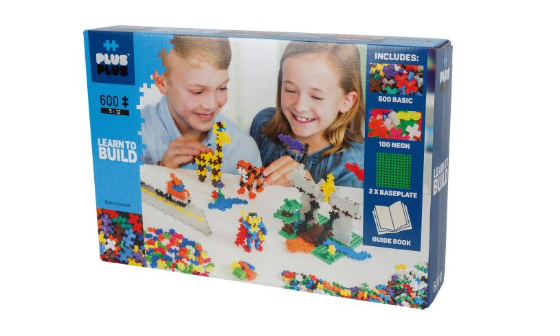 Plus Plus Learn to Build 5008