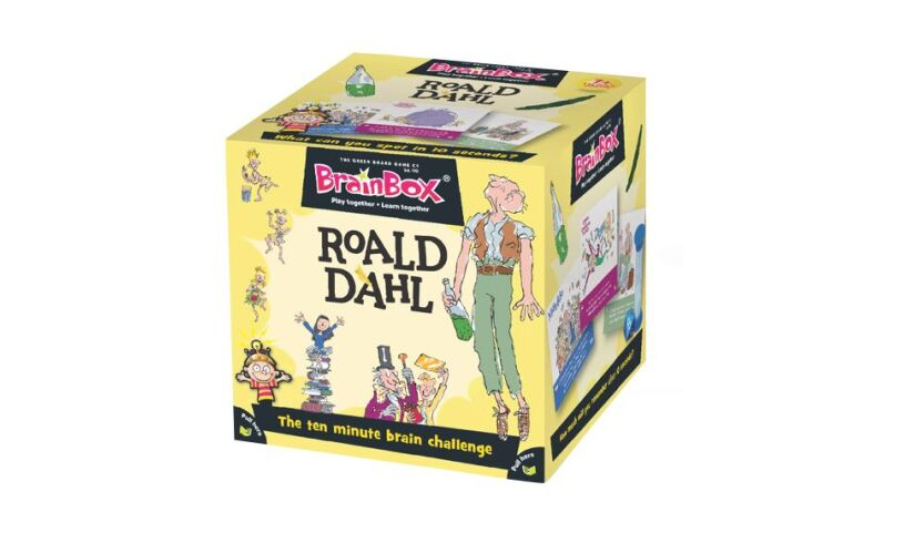 Roald Dahl Brainbox