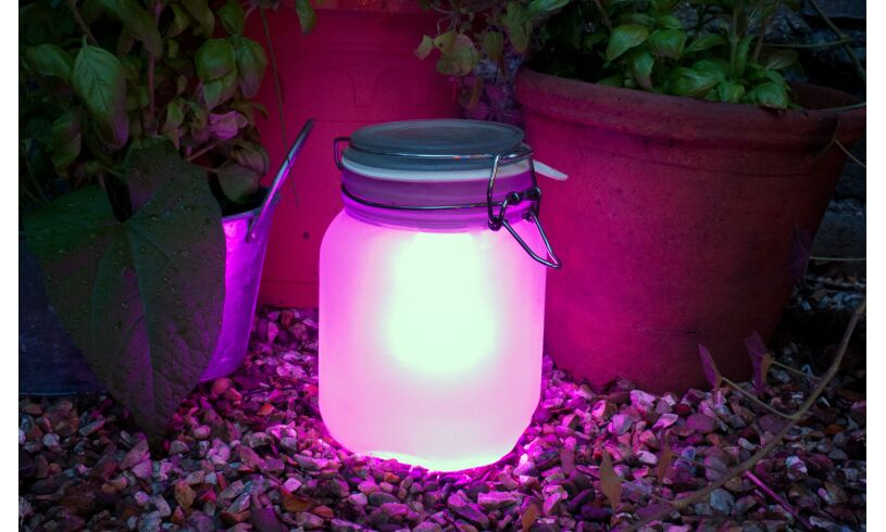 Suck UK Sun Jar - Solar Lamp