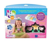 Educational Insights Play Foam Princess Crown