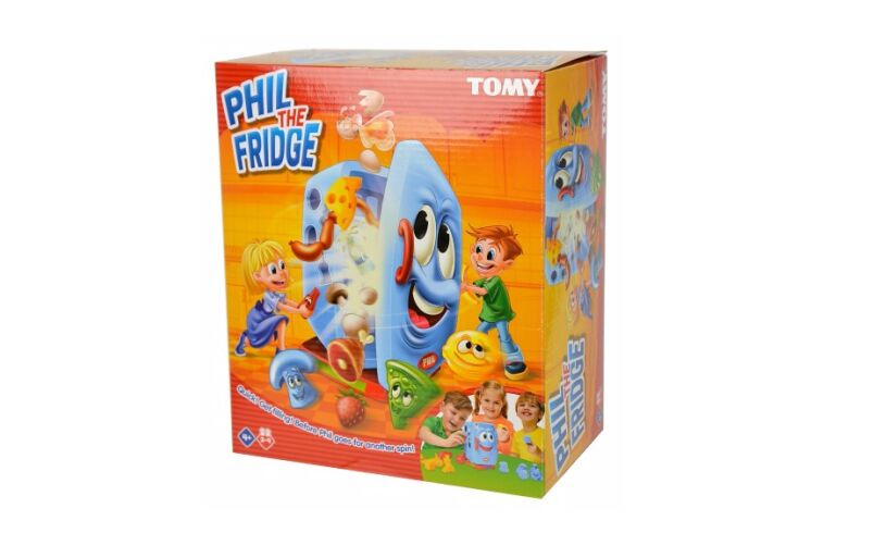 Tomy Phil the Fridge