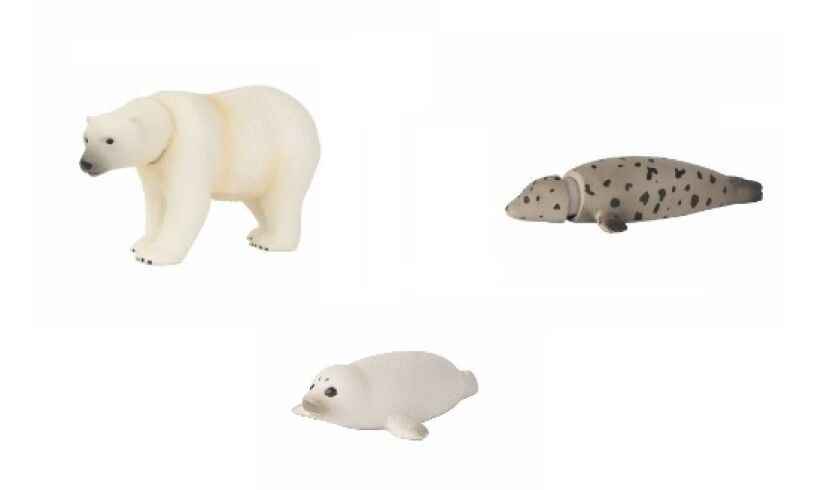 Artic Adventure Animals