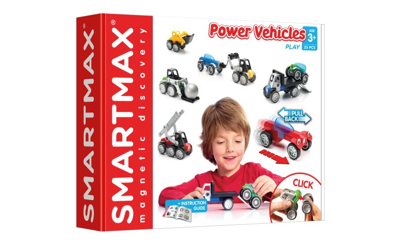 Smartmax Power Vehicles Mix Box