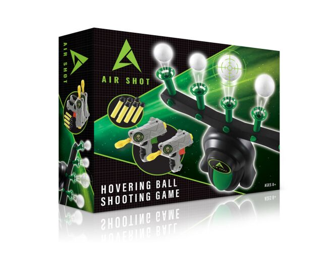 Air Shot Hovering Ball Game