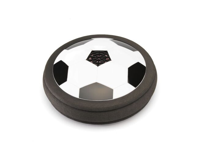 Air Power Soccer Disk Close Up