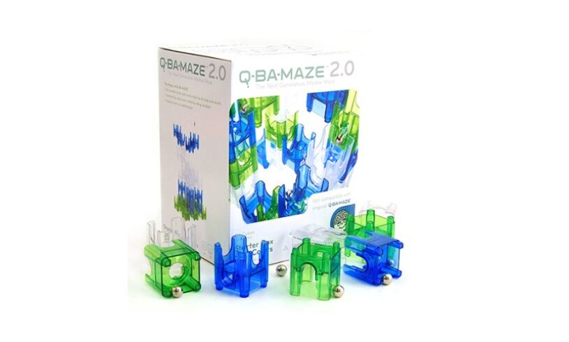 'Q-BA-Maze 2.0 Starter Box - Cool Colours