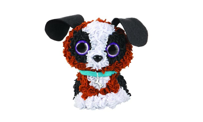 Plush Craft Puppy