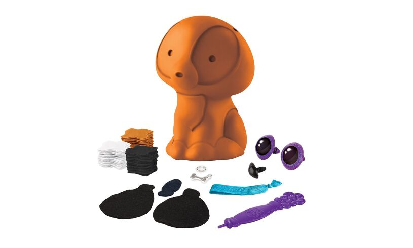 Plush Craft Puppy Contents