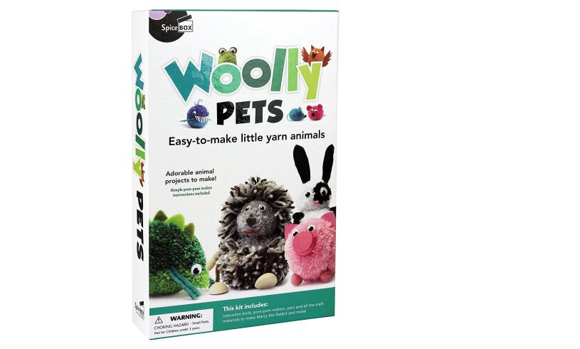 SpiceBox Woolly Pets