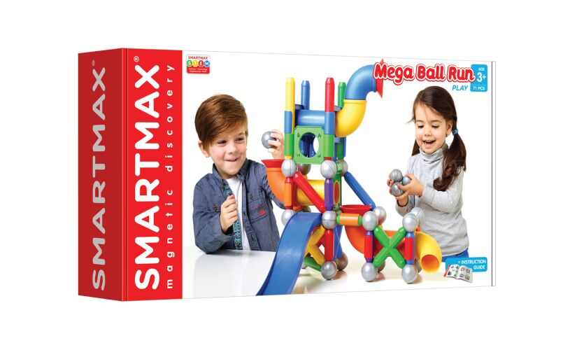 Smartmax MEGA Ball Run Box