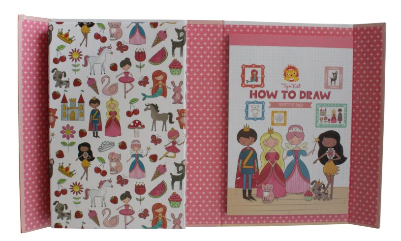 How To Draw FAIRY TALES Contents