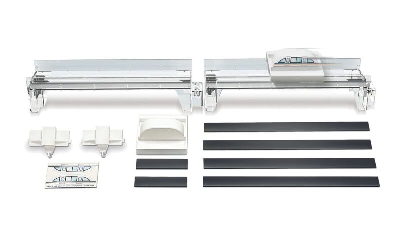 Maglev Train Model Contents