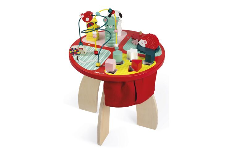 Janod Activity Table