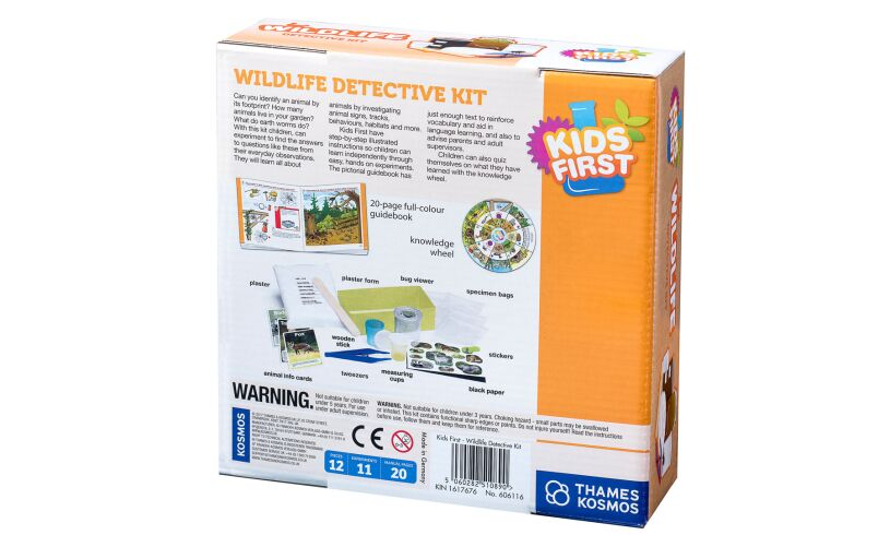 Thames & Kosmos Kids First Wildlife Detective Kit