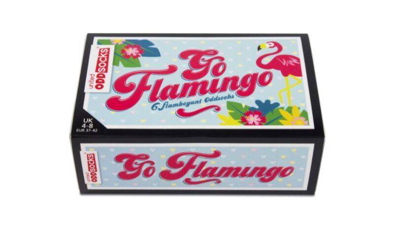 Go Flamingo Sock Academy
