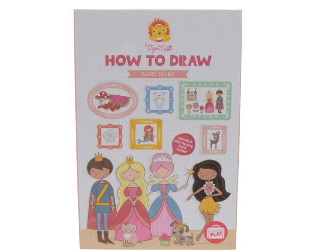 How To Draw FAIRY TALES