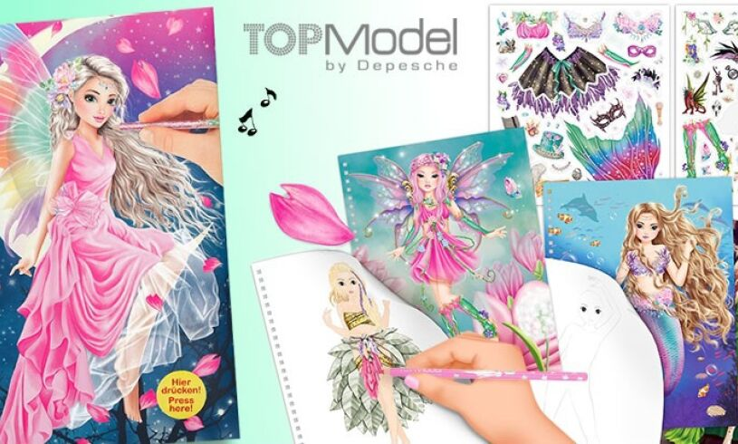 Fantasy Top Model LED music 3433