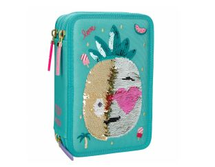 Top Model Pineapple Pencil Case 8883