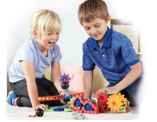 Learning Resources Machines In Motion 9227