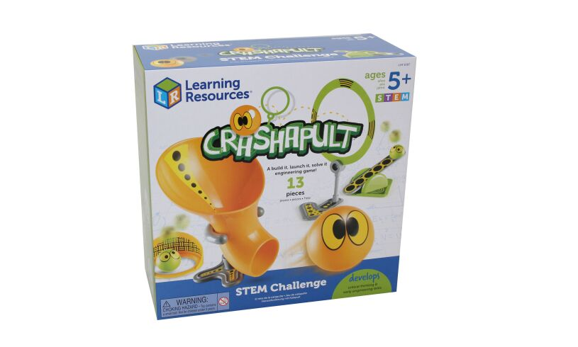 Learning Resources Crashapult Box