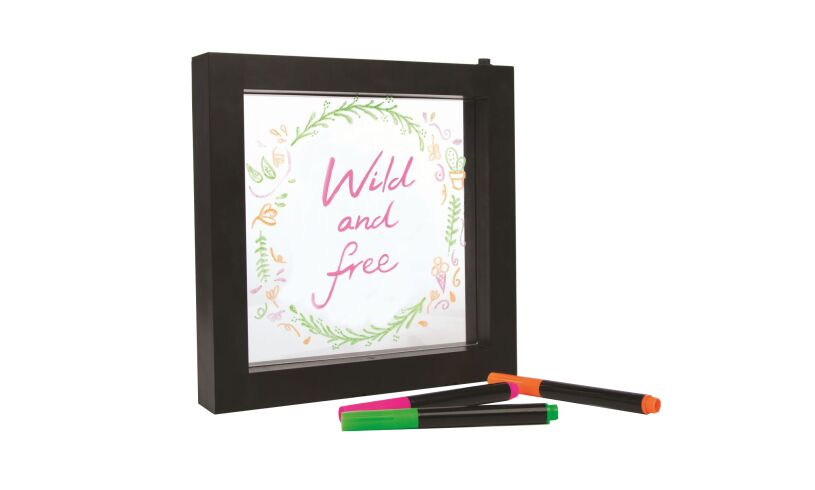 LED Light Up Neon Picture frame