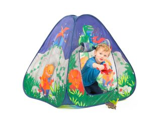 Pop It Up Dinosaur Cave Play Tent