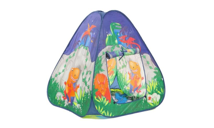 Dinosaur Cave Play Tent