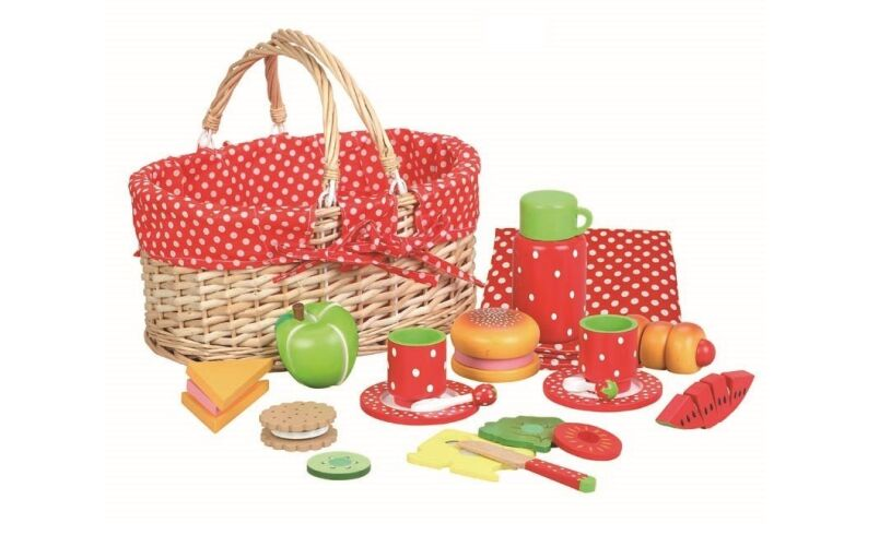 Wooden Picnic Set