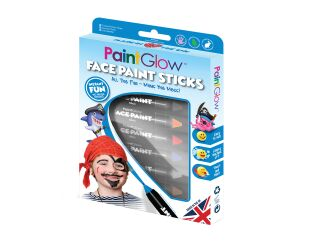 Face Paint Sticks - Adventurer