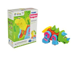 Tomy Toomies Constructable Dino