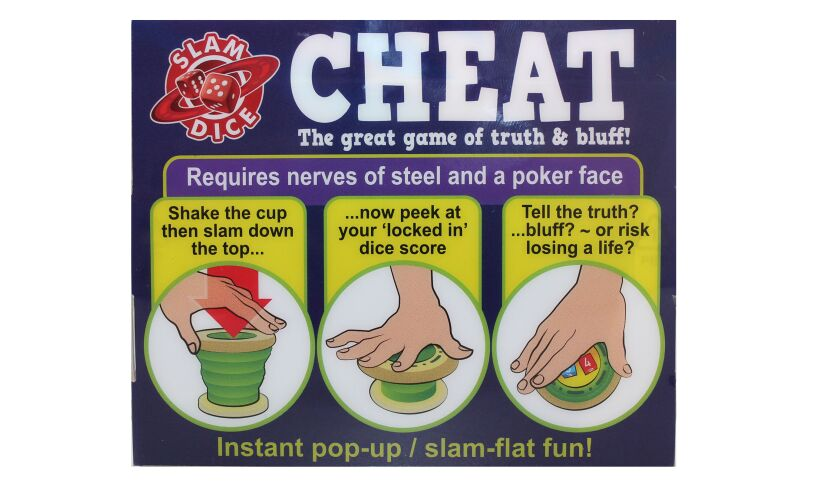 Slam Dice Cheat Rules