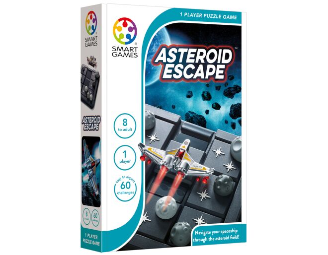 Smart Games Asteroid Escape Box