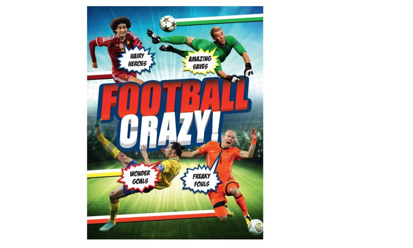 Football Crazy Book Cover