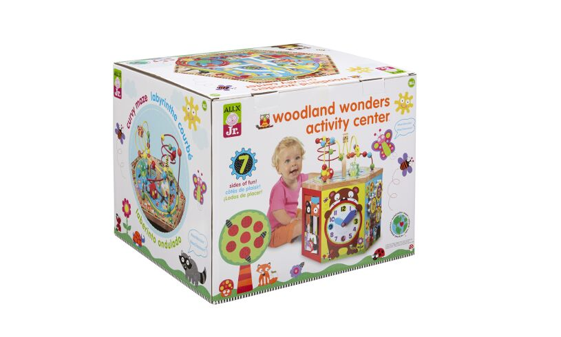Alex Brands Woodland Wonders Activity Centre