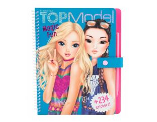 Create your top model magic fun