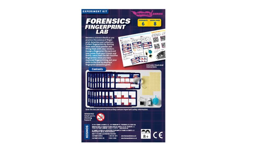 Fingerprint Lab
