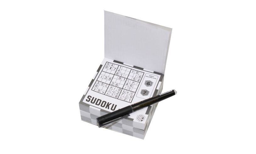 Lagoon Group Sudoku a day