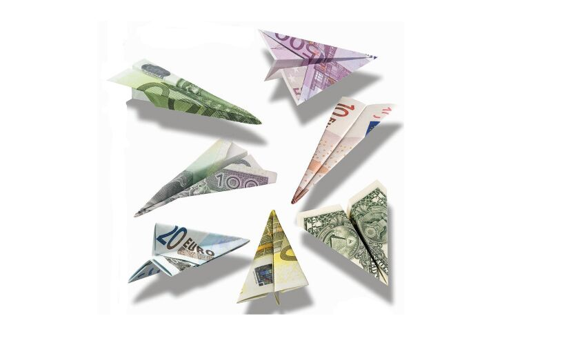 Banknote Planes
