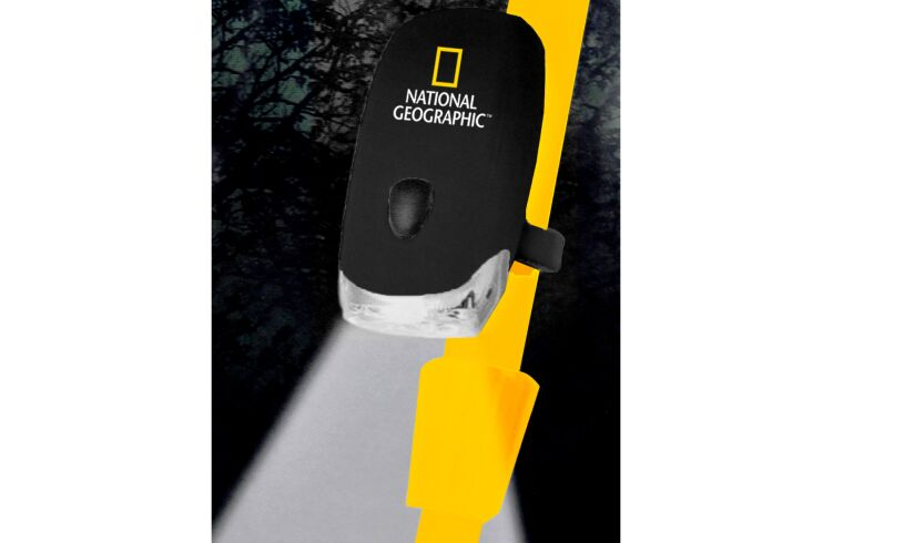 National Geographic Metal Detector Light