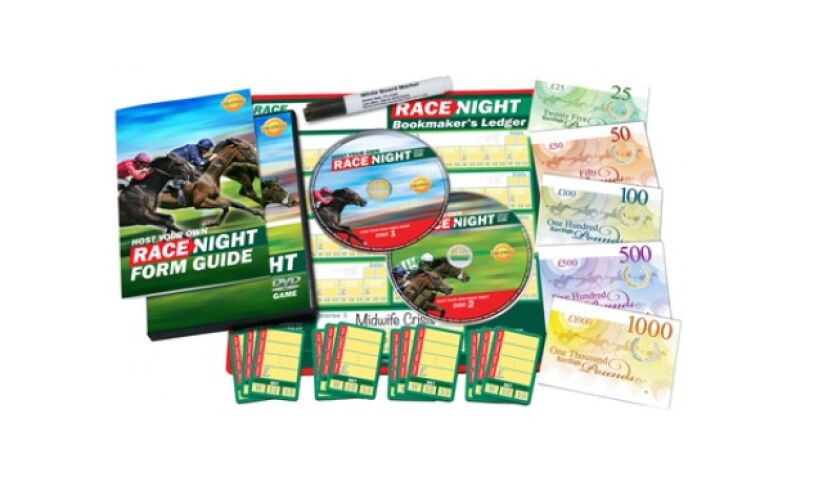 Cheatwell Host Your Own Race Night