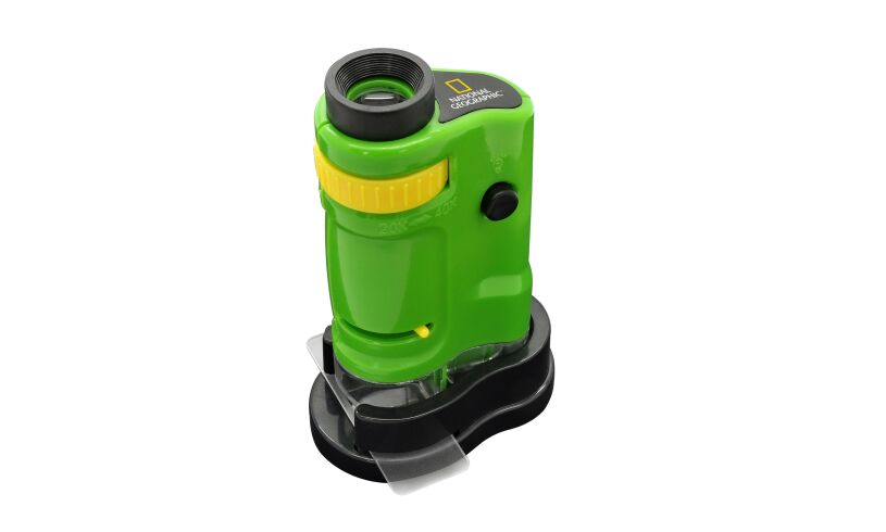 National Geographic Handheld Microscope