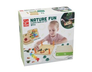 Nature Fun Flower Press DIY Kit