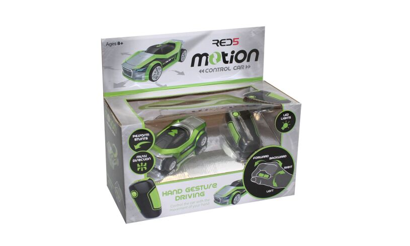 Motion Control Car Box