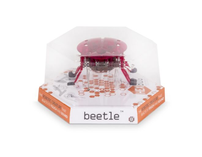 Hexbug Beetle Packaging