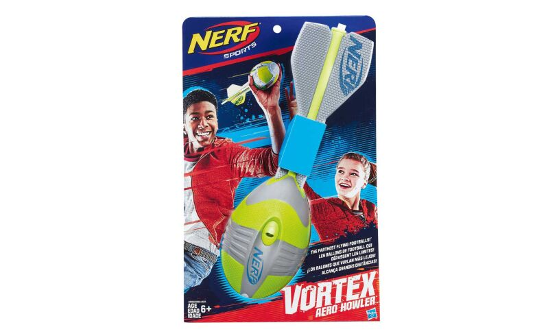 Nerf Mega Aero Howler - Throw it!