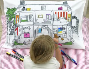 Home Decorator Pillowcase