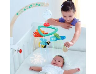 Hape Sweet Dreams Baby Mobile